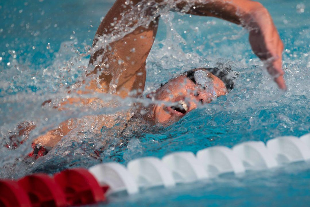 4 Meet Records and 1 NAG Fall On Day 3 of Cary Sectionals
