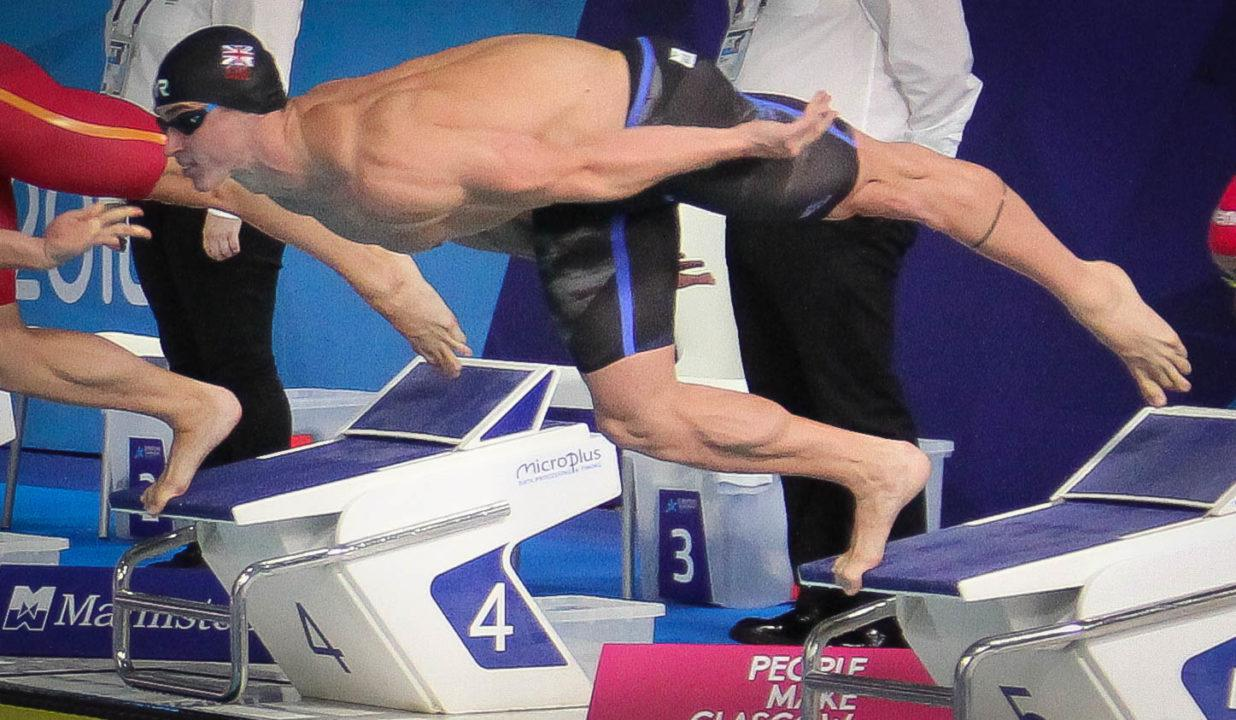 50m Free Me Ben Proud Ne Toda Textile World Record – Video