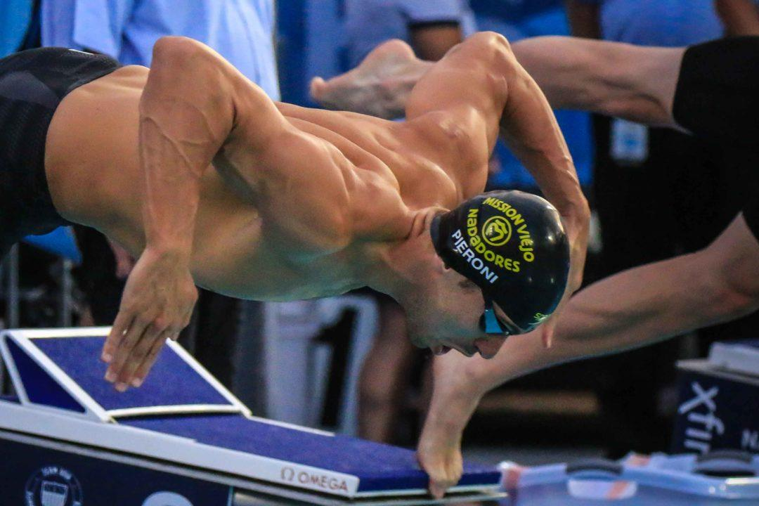 Blake Pieroni Shares Lessons From World Cup on Red Carpet (Video)