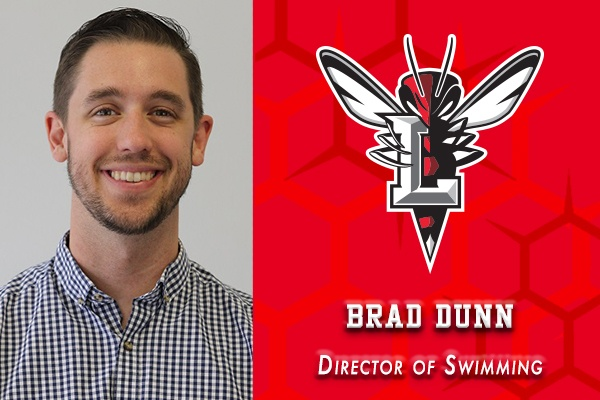 Brad Dunn Appointed Director of Revived Swimming Program at Lynchburg