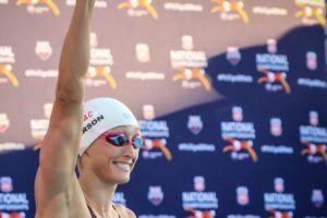 Breeja Larson, Oro Olimpico Nel 2012, Annuncia Il Ritiro Dal Nuoto
