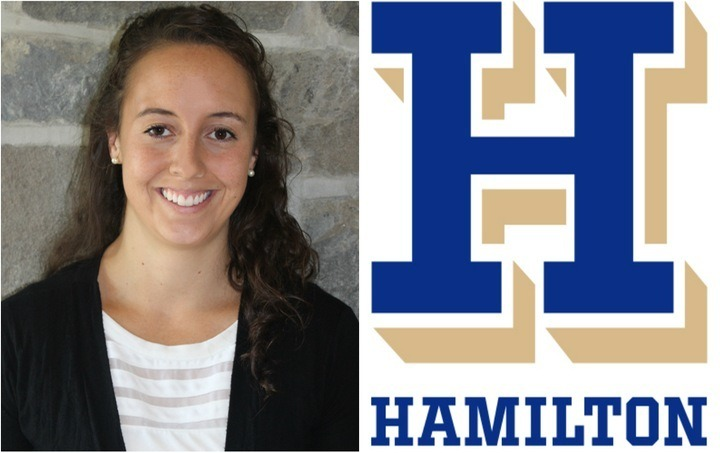 Hamilton Swimming Adds Brogan Barr to Coaching Staff