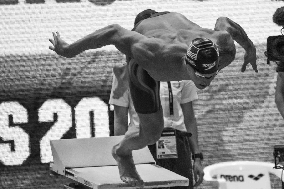 American Men Break SCM 400 Free Relay World Record