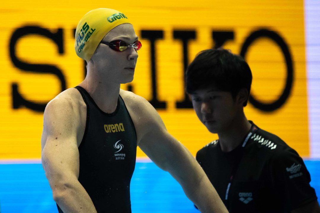 Both Cate Campbell & McKeon Go Under 53; Chalmers 52.0 In 100 Fly