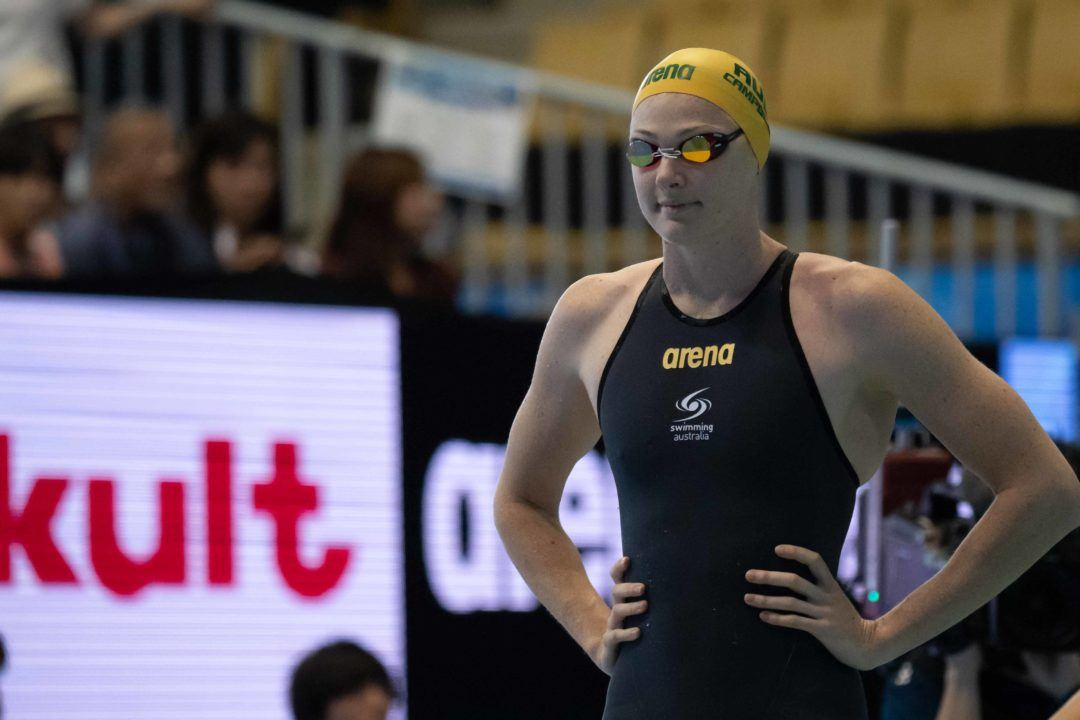 "Cate Campbell: ""FINA Have Forgotten They Exist Because Of Athletes"""