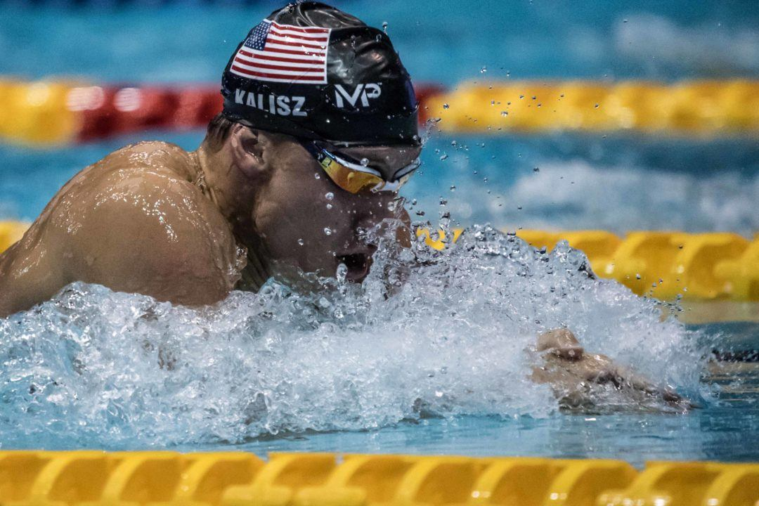 2019 World Champs Previews: Kalisz Seeks USA's 9th-Straight Title in 200 IM