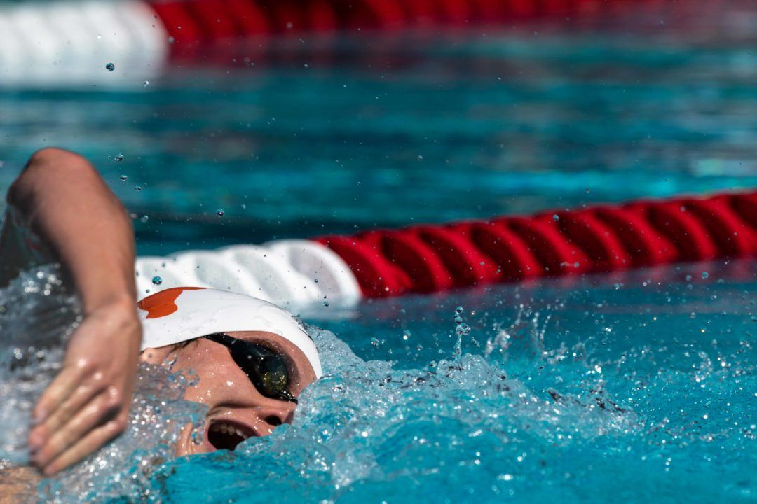 Yeager, Varozza Among Texas Roster Cap Casualties On NCAA Psych Sheets