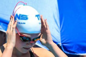 Claire Curzan Lowers World Junior Record In 50 Free – 24.17