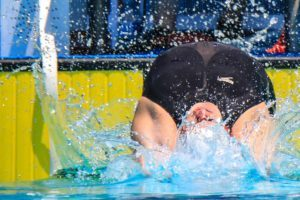 14 Saal Ki Claire Curzan Ne 100 Back Me Break Kiya 59-Seconds Ka Barrier