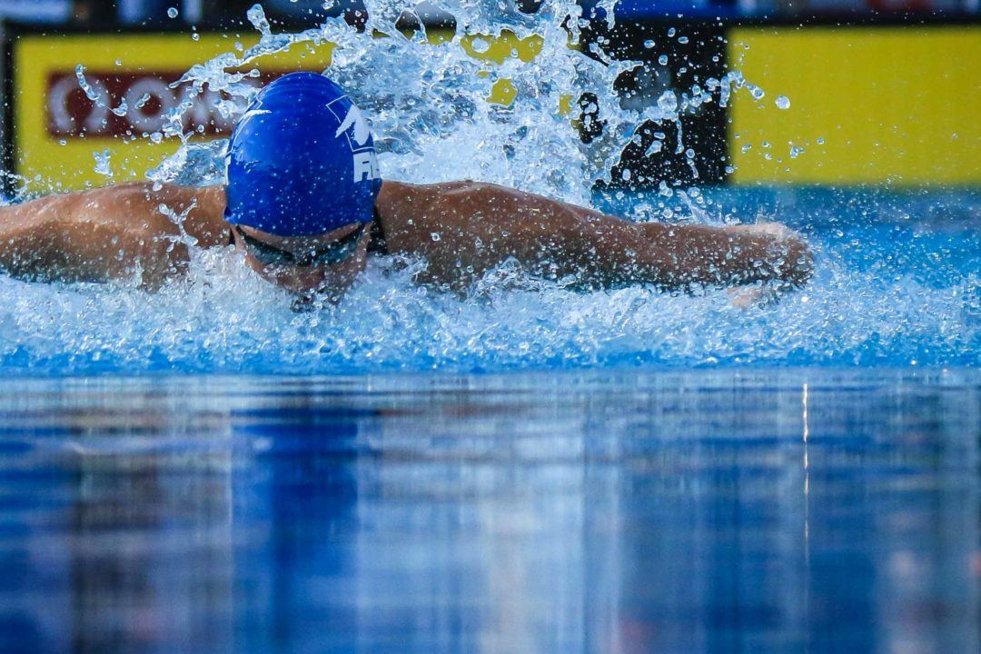 Pool Records Fall, Gillilan Breaks School Record at Shamrock Invite Session 2