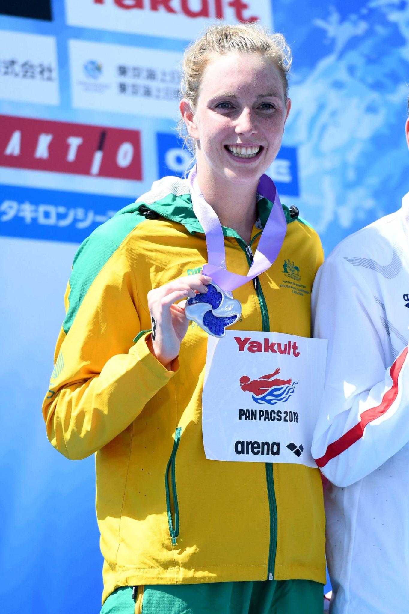 Australians Kareena Lee, Nick Sloman Take Midmar Mile