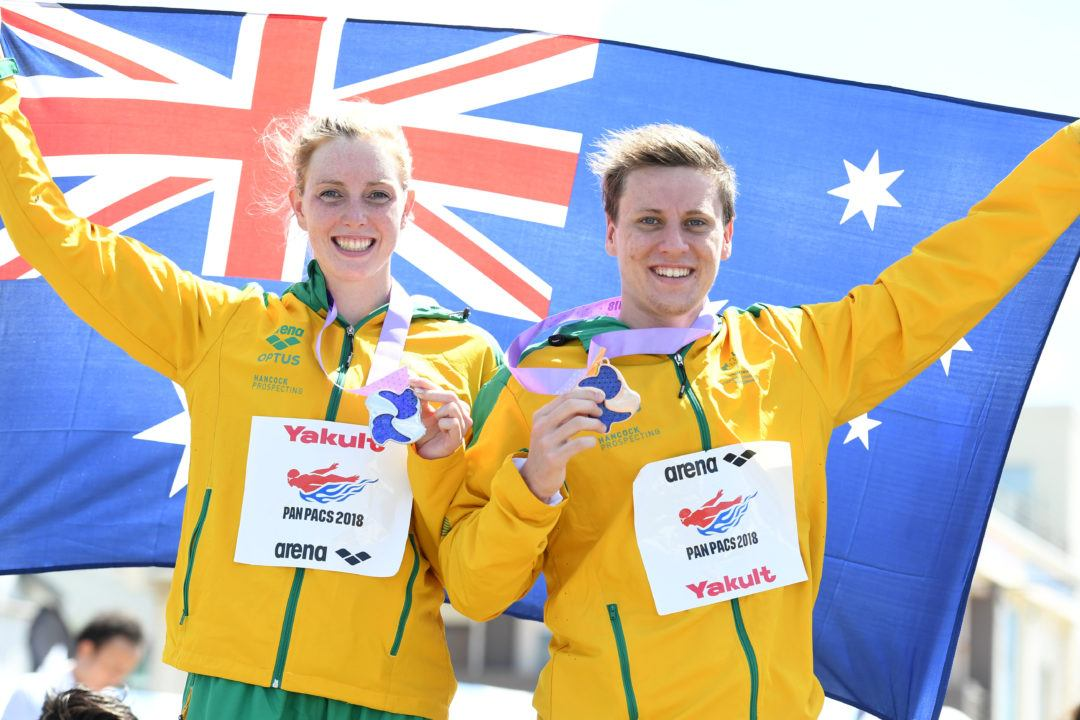 Australian Olympic Open Water Journey Continues This Weekend in Adelaide