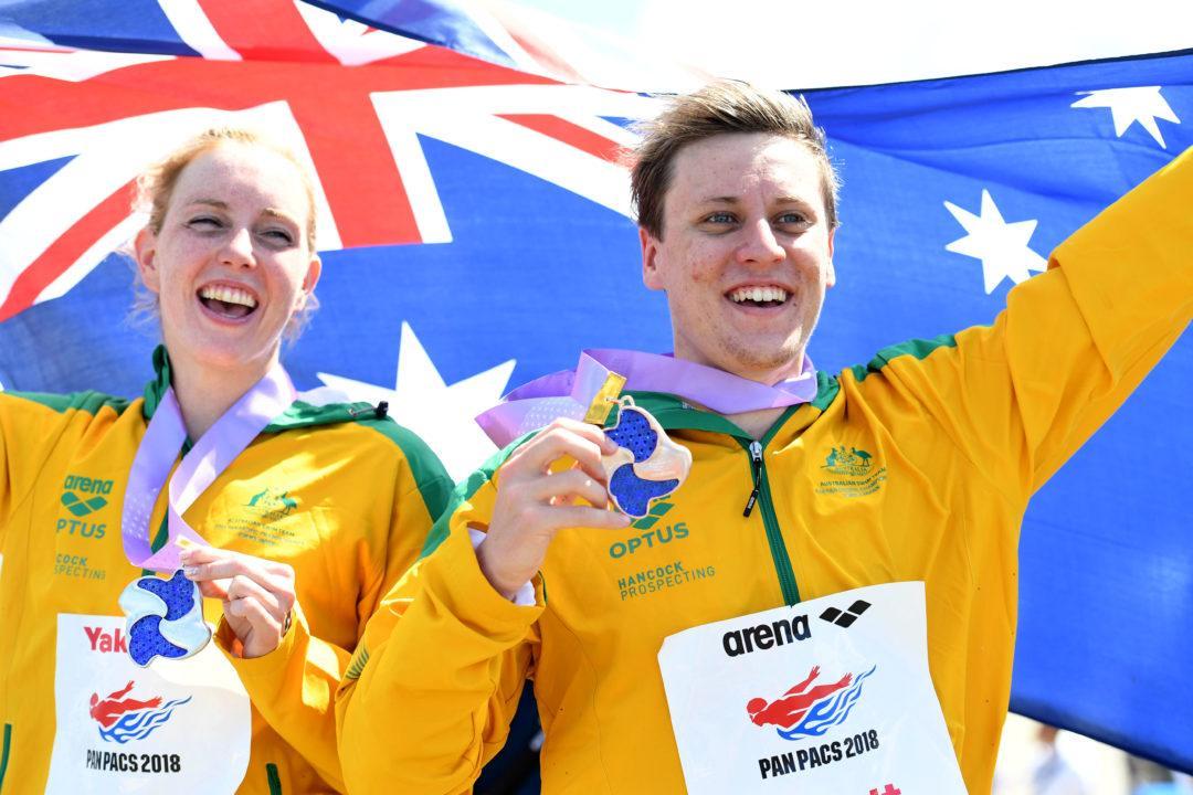 Campionati Australiani Open Water Posticipati E Spostati Al Lago Kawana