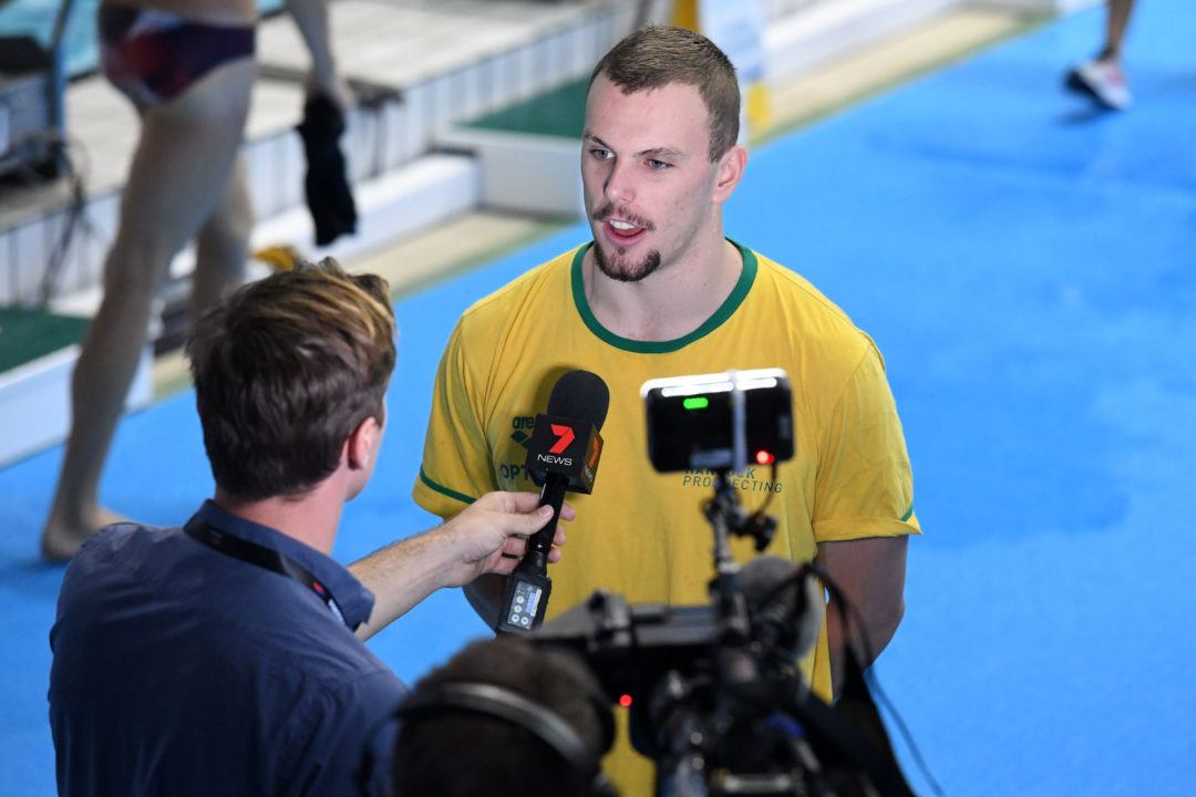 Beyond The Lane Lines: Swimming Australia Looks For New Broadcast Home