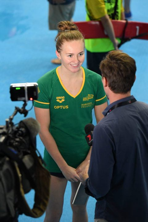 Still No Deal Between Australian Broadcasters And FINA For World C'ships Airing