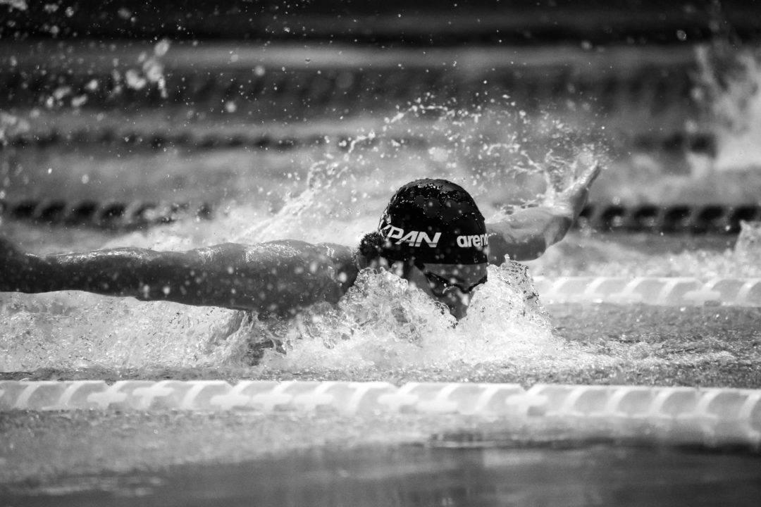 Tomoru Honda Sostituirà Daiya Seto Nella International Swimming League