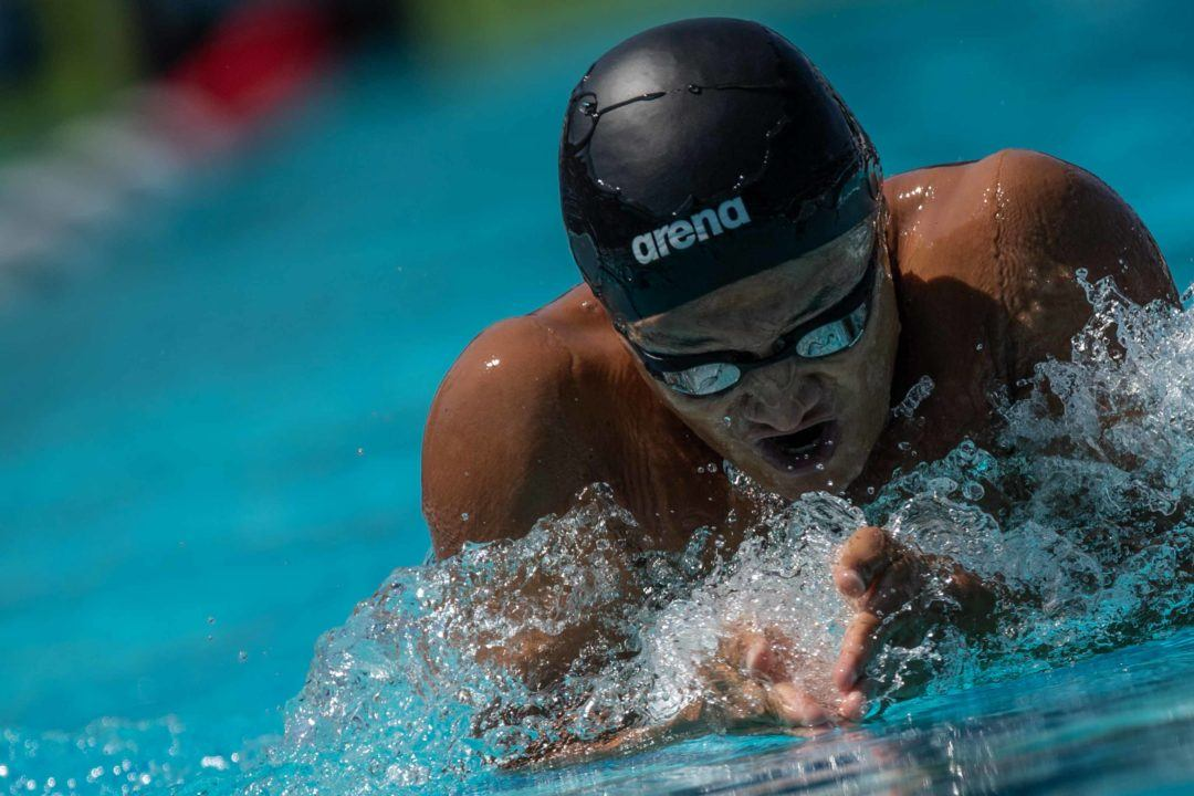 Foster NAG, Weiss Meet Records Headline Junior Pan Pac Day 2 Prelims