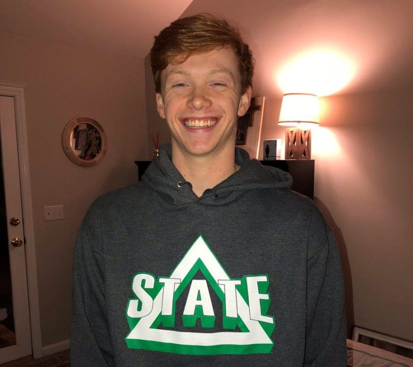 Nashville Aquatic Club's Ben Kelly is Headed to Delta State