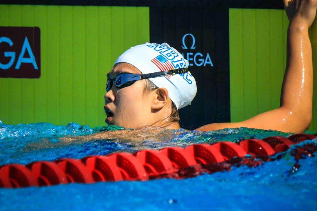 Easop Lee Wins Brutal 1000 Free, 500 Free, 400 IM Triple; Duke and UNC Split