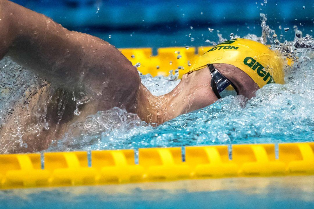Winnington, Mckeown Strong at Season Opening Long Course Meet