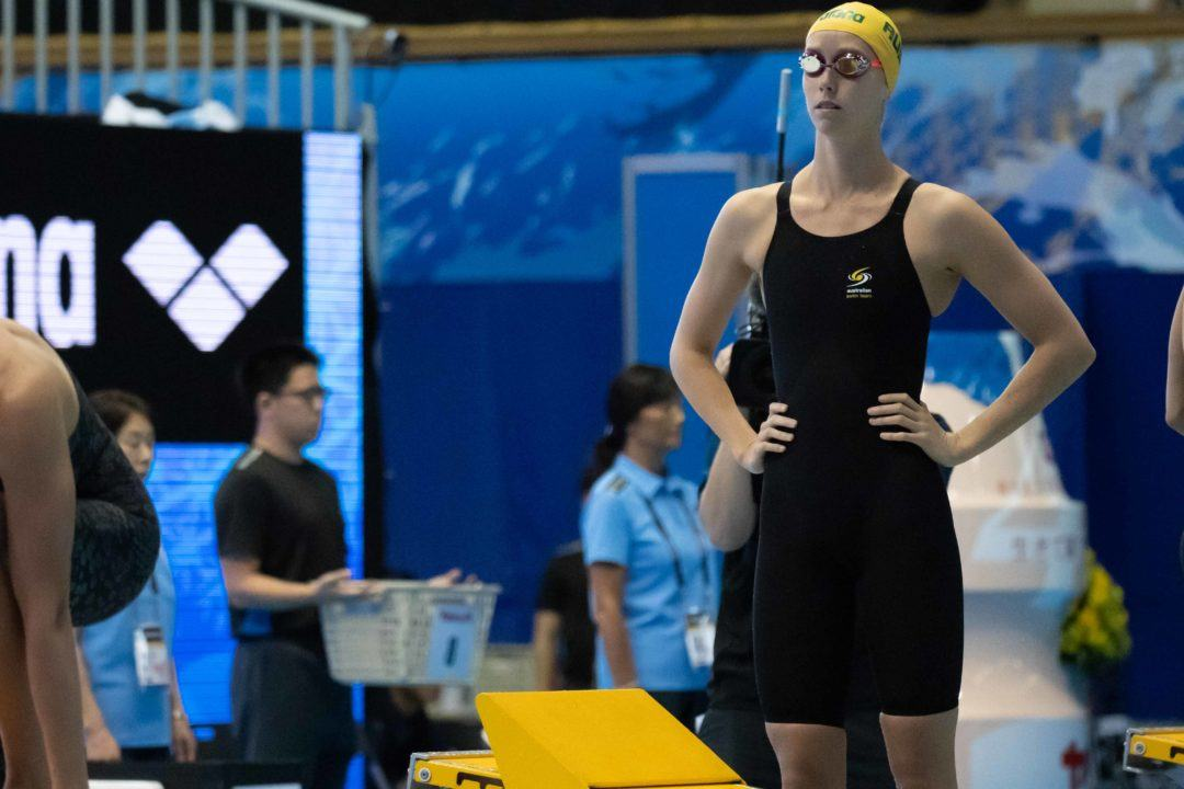 Major Scratches Lead to Slowest Women's 200 FR Semis Qualifying Time Since 2007