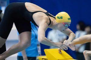 Emma Mckeon Ne Aussie Record Ko Break Karte Huye Tokyo Ke Liye Kiya Qualify