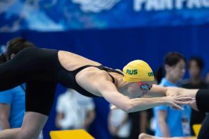 Emma McKeon Personal Best, Record E Prima Al Mondo 100 Stile 52.29
