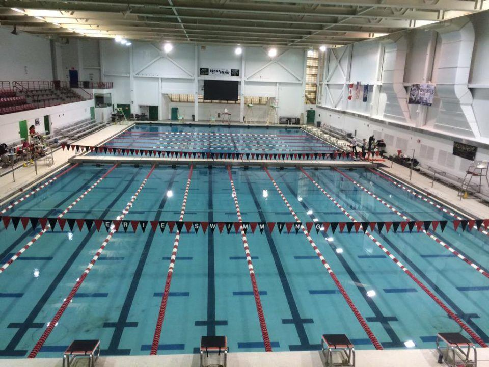 MAAC to Host 2018-2019 Swimming & Diving Championship at Erie CC
