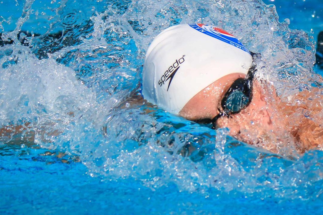 Nine Meet Records Fall on Day One of NCSA Age Group Champs