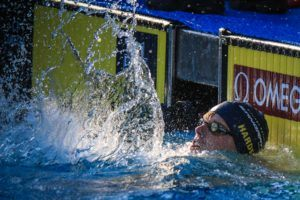 Ethan Harder Looks Forward to Youth Olympics, Becoming a Longhorn (Video)
