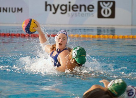 16-Team Field Ready for FINA Women's Youth Water Polo Championships