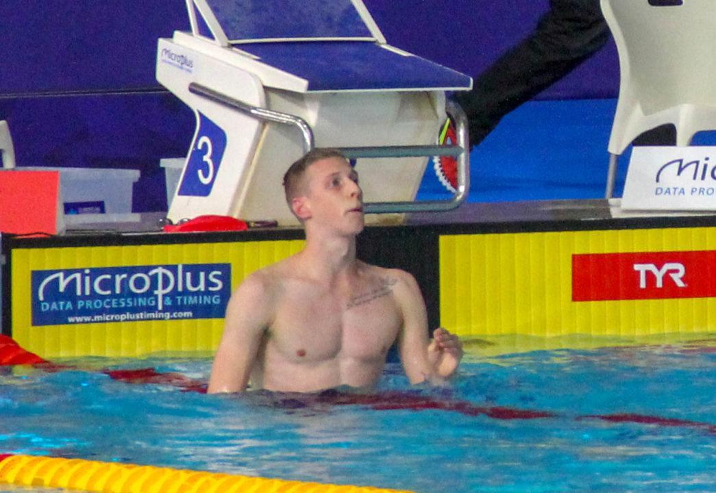 EM: Wellbrock holt Bronze mit Rekord über 800m Freistil