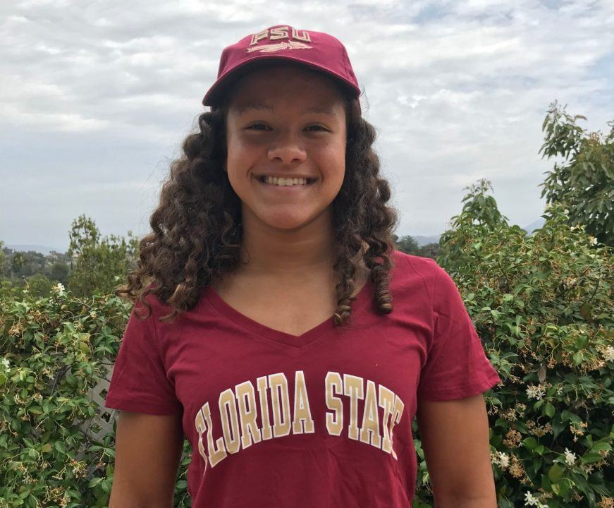 Leanna Gharbaoui Announces Verbal Commitment to Florida State