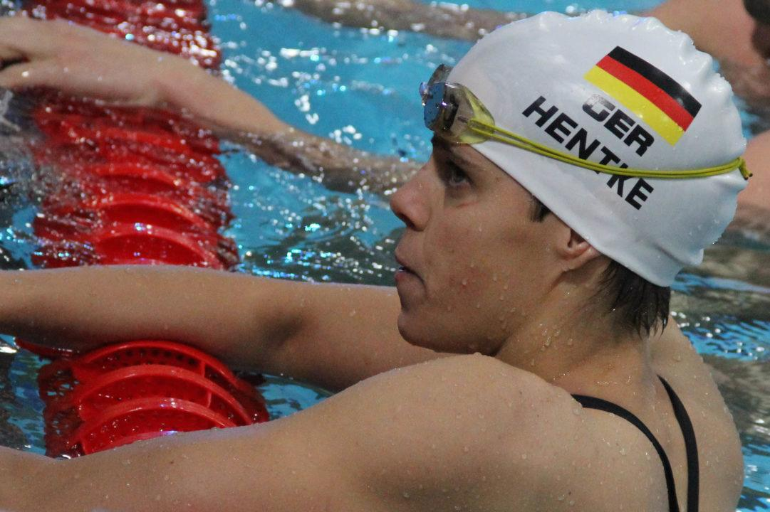 13 German Swimmers Have Achieved Qualifying Times for World Championships