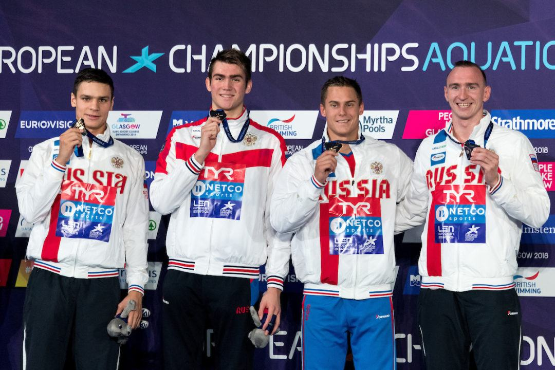 2018 European Championships: Day 2 prelims live recap