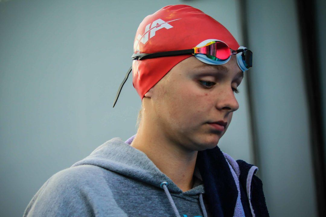 SSPC: Grace Sheble on the Give and Take Relationship of a Swim Sibling