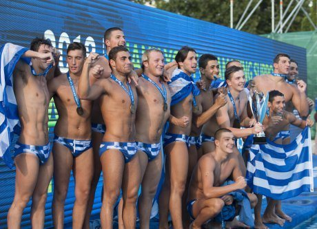 Greece wins gold at 2018 FINA World Youth Championships