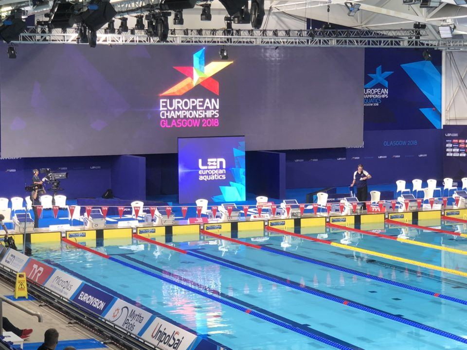 Henning Mühlleitner holt Bronze bei Europameisterschaften