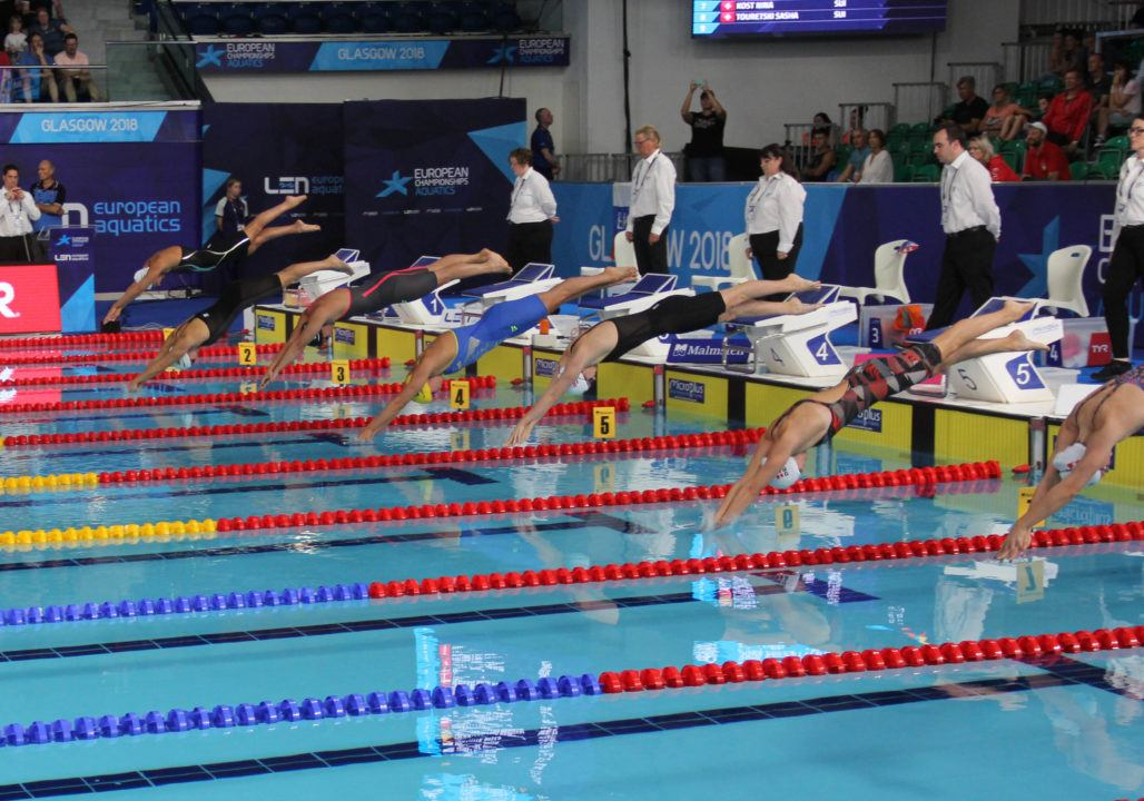 2018 FINA World Cup Eindhoven Day 1 Prelims: World's Best On Display