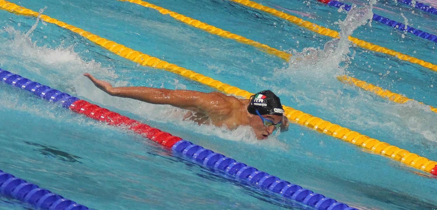 Burdisso Forgoes 50 Free Semi To Take On Milak In 100 Fly Final At YOG