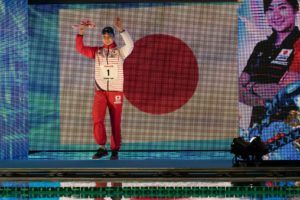 Rikako Ikee To Open Tokyo Olympic Aquatics Center With Exhibition Swim