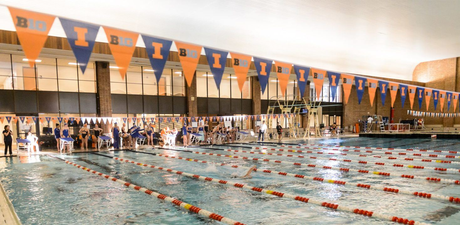 Illinois Swim & Dive Announces 2018-19 Slate Including 3 Home Duals