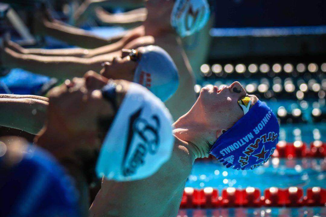 SwimAtlanta's Sergile, Aikins & Johnson Shine At Peach State 18&U Championships