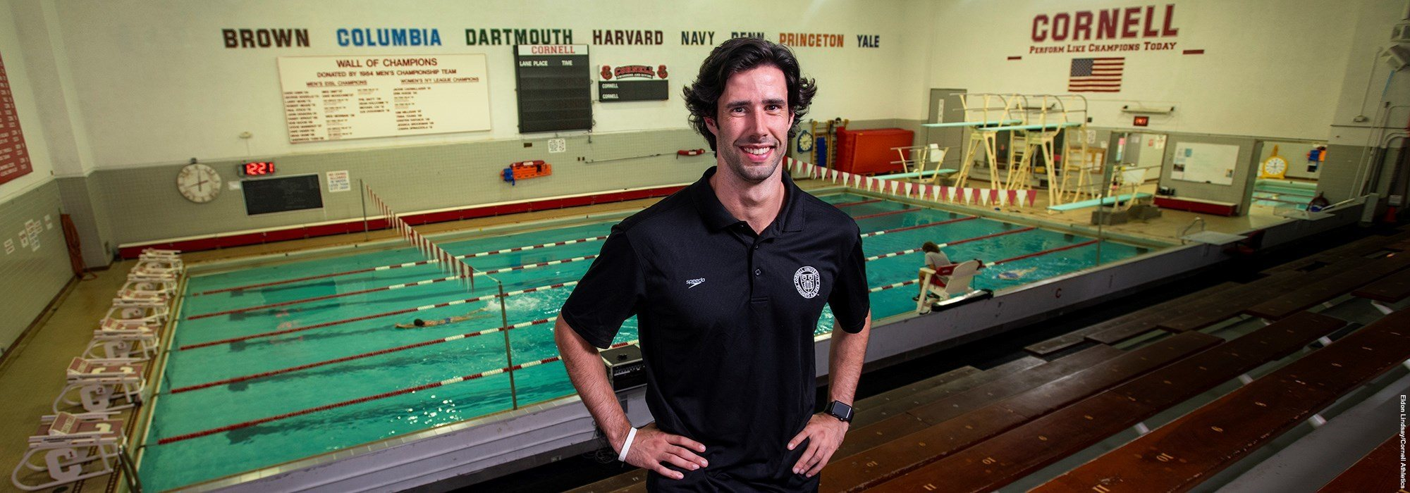 Cornell Hires Ithaca Assistant Jake Lichter to Same Role