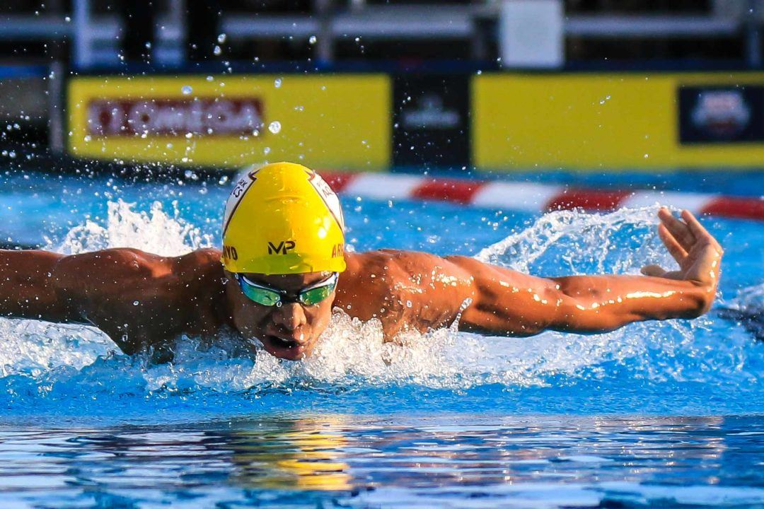 Jarod Arroyo Downs Own LCM 400 IM Puerto Rican National Record at PSS Knoxville