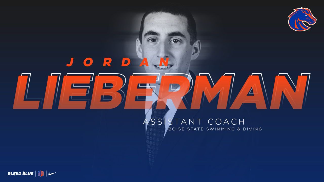Boise State Rounds Out Staff with Jordan Lieberman as Assistant Coach