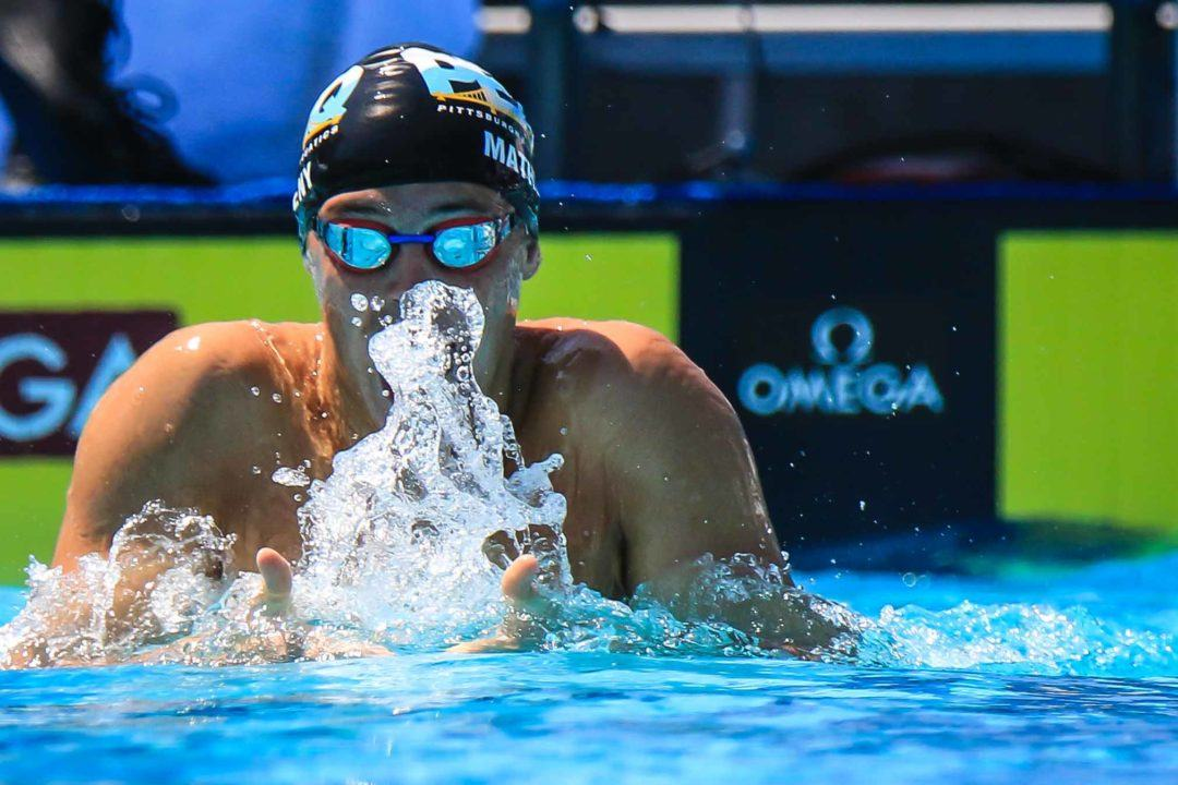 2019 Speedo Winter Junior Championships–Combined East/West Results Day 4