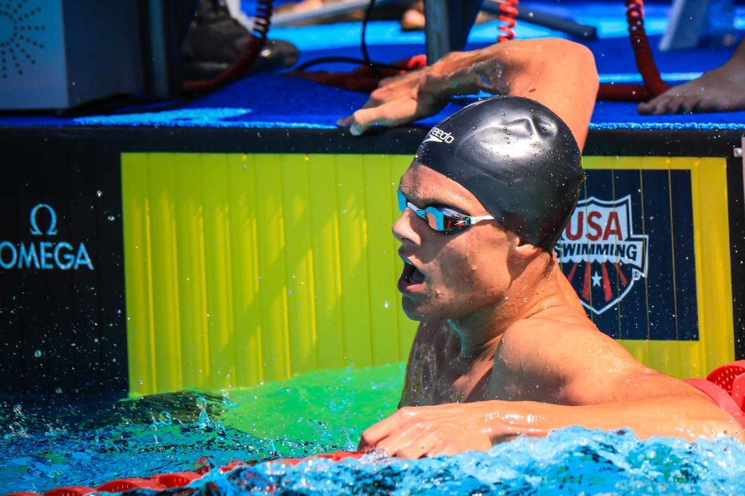 ASU LCM Intrasquad: 13 New Trials Cuts, Julian Hill Blasts 1:47.58 200 Free