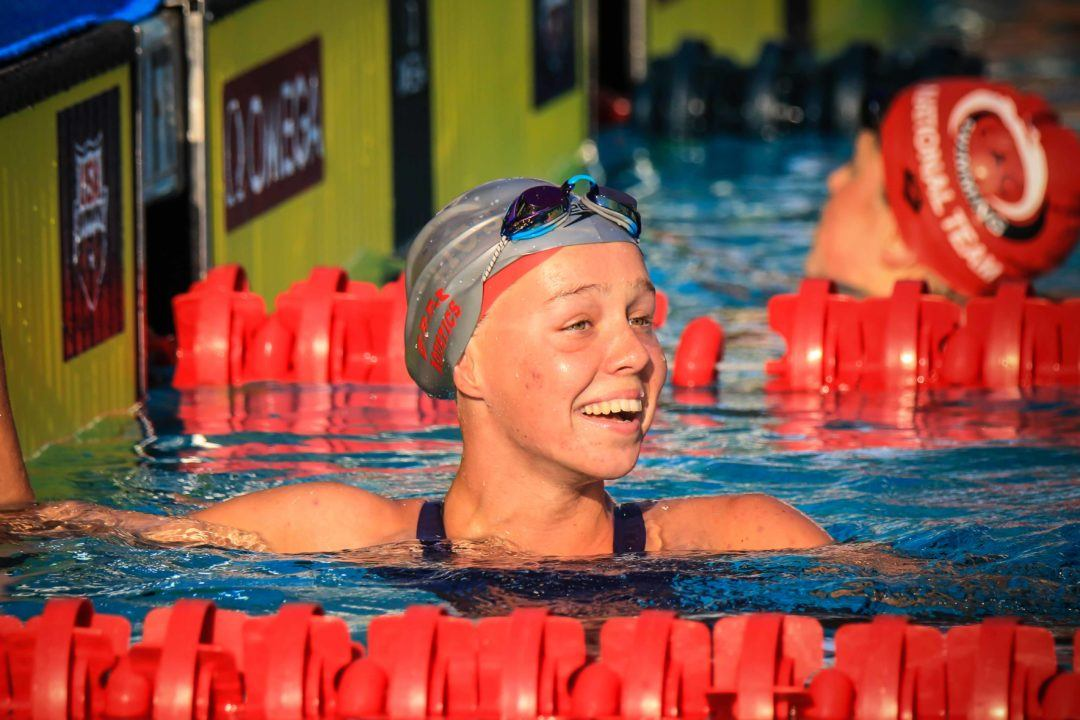 2019 Speedo Junior National Championships: Day 4 Prelims Preview