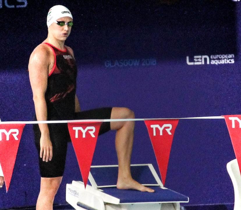 Hosszu Misses 2Free Final, Larkin DQ'd On Day 2 Prelims In Beijing